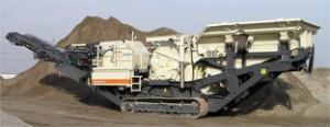 Metso LT1110 Impact Crusher 1