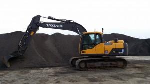 Volvo EC160 Excavator