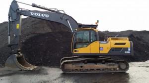 Volvo EC250 Excavator