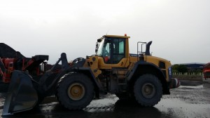 Volvo L150 Loading Shovel